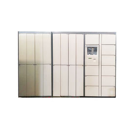 China Intelligent Smart Electronic Laundry Room Lockers Dry Cleaning Locker With Currency Payment System factory