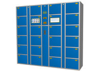 Supermarket / Airport Luggage Personnel Lockers Solutions ,  CE Electronic Commercial Locker