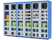 China Self Service Electronics Vending Lockers That Sell Electronics CE FCC factory