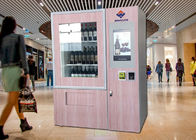 Automatic Combo Juice Beer Wine Vending Machine For Drink In Supermarket