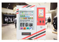 China Convenience Store Shop Snack Mart Vending Machine With Coin Bill Card Payments factory