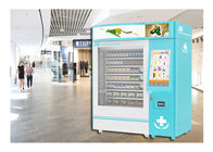 Campus Health Refrigerated Vending Machine Wellness Medical Supply With QR Code supplier