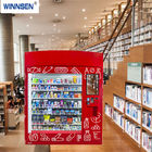 24 Hours Milk Soda Vending Machine For Snack Drink Coin Operated Drink Machine