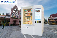 22 Touch Screen Self-Service Mini Mart Vending Machine Cold Drinks Food Fruit Use