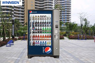 Affordable Automatic Operated Mini Mart Vending Machine For Soda and Soft Drink
