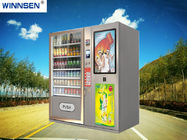 Big Stock Self Help Vending Kiosk Automated Vending Machine With Professional Elevator System