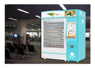 China Self - Service Large Pharma 24 Vending Machine Kiosk With 22 Inch Touch Screen factory