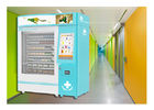Customize 24 Hours Self Service Madicines Vending Kiosk With QR Code Payment supplier