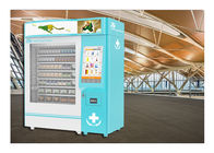 China 24 Hours Pharmacy Vending Machine Kiosk , Automatic Medicines Vending Machines factory