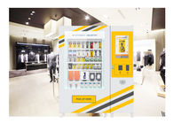 China Glove Helmet Vest Staff Vending Machine With Fingerprint Scanner And Remote Management factory