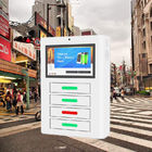 Public Universal Remote Manage Network Phone Charging Kiosk Payment Solution Optional supplier