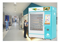 24 Hours Pharmaceuticals Medicine Drug Vending Machine , Pharma Vending Machines
