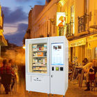 22 Inch Touch Screen Mini Mart Vending Machine For Toy / Tool / Mobile Accessory