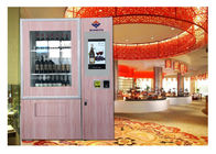 Glass Bottle Wine Vending Machine With Lift And Conveyor System For Hotel Restaurant