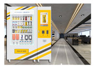 China Office Products Tool Vending Machine With RFID Card And Remote Control System factory