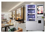 China Automatic Combo Juice Beer Wine Vending Machine For Drink In Supermarket factory
