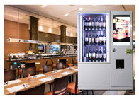 China ODM OEM Customized Wine Milk Vending Machine With Elevator And Coolant factory