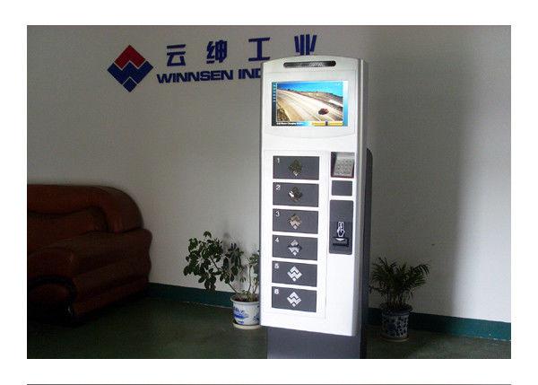 cell phone kiosk machine