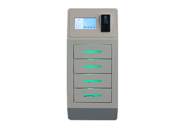 Mini Coin Operated Fast Charge Cellphone Charging Station with 7 inch Touch Screen supplier