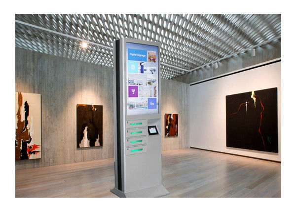 Corner Exhibition Stands Alone : Stand alone cell phone charging kiosks multiple device