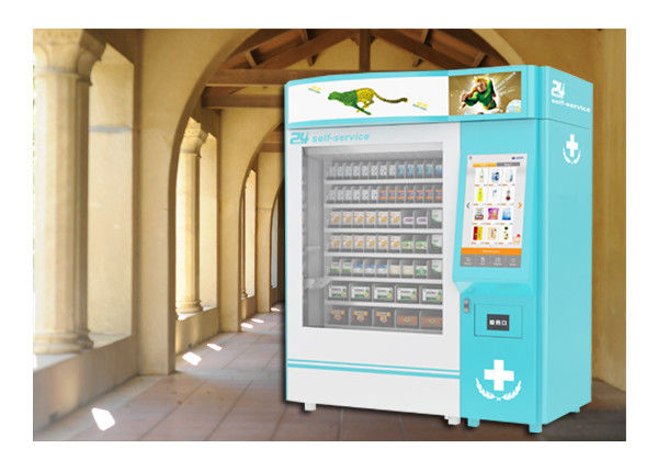 Winnsen Automated 24 Hours Medicine Vending Machine For Prescription Drugs supplier