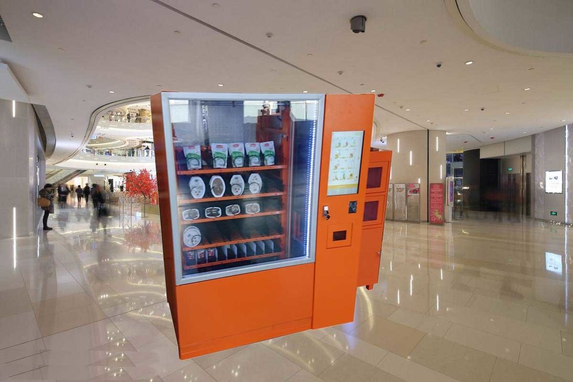 Remote Control Elevator Pharmacy Vending Machine , Pharmaceutical Dispensing Machines supplier