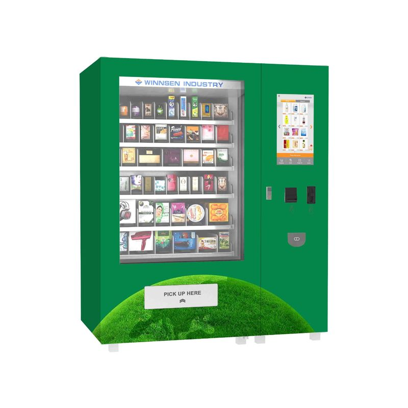 Coin Payment With Elevator Toy Vending Machine For Shopping Mall Airport Transtation
