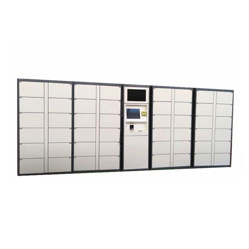 Automatic Delivery Parcel Dropoff Locker Click and Collect Lockers for Express Service