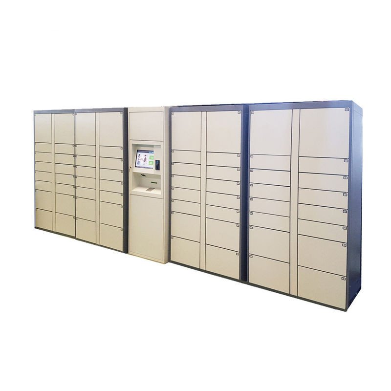 User Friendly Post Parcel Delivery Lockers Electronic Durable Self Service Locker supplier