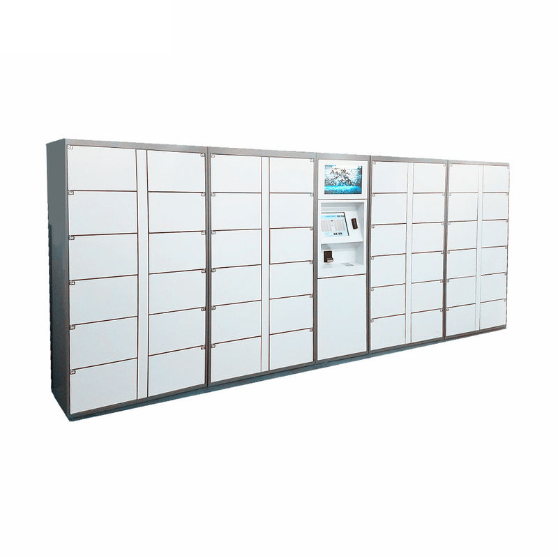 Bags Package Storage Delivery Service Locker Parcel Collection Lockers For School University Campus Hospital supplier
