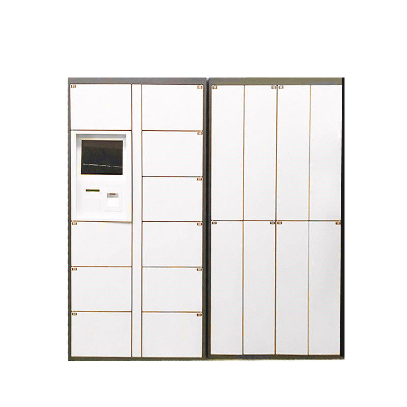 CRS Steel Dry Cleaning Locker For Laundry Business With Wifi 3G Internet Connected supplier