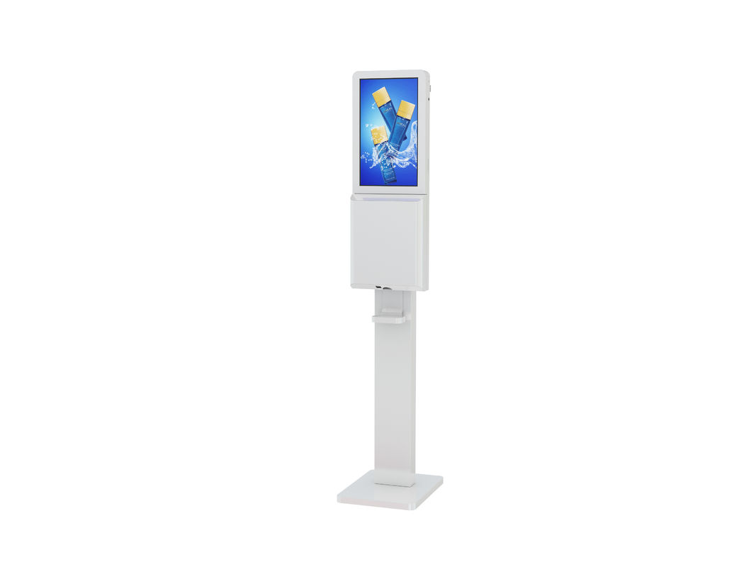 Winnsen automatic Soap Dispenser with advertising digital signage