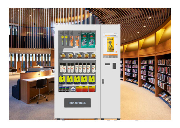 Self Service Ppe Vending Machine Mini Mart Vending