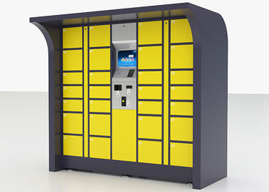 Intelligent Automated Parcel Lockers for Fresh Foods Fruits Vegetables Parcel Express Delivery