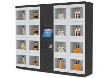 "China Fully Automatic Industrial Vending Lockers Machine with 15"" LCD Touch Screen distributor"