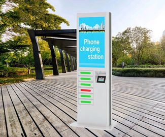 China Coin Operated Mobile Phone Charging Machines Public Charging Stations for Shopping Mall Airport distributor