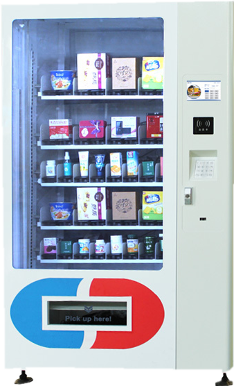 Snack Drink Canned Drinks Intelligence Automatic Vending Machine Self Service