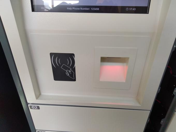 Electronic Mailbox Delivery Locker For Post Service , Automated Parcel Lockers
