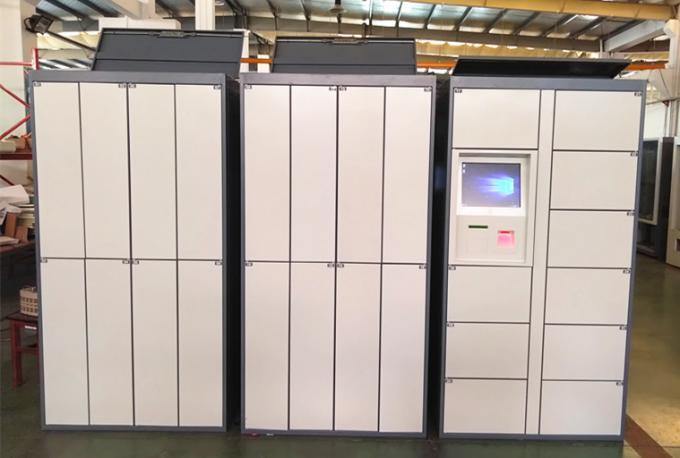 Automatic Service Laundry Locker For Express Laundry With Currency Payment System