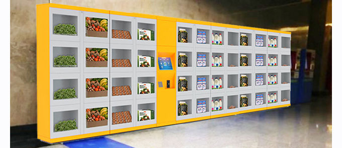 Safety Equipment Vending Machine , Electronic Locker Systems Vending Machine Solutions