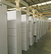 Self Service Laundry Delivery Lockers , Intelligent Logistic Parcel Locker Delivery Service Electronic Locker